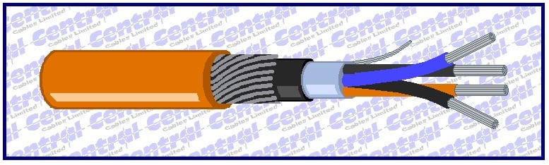 BSC143 type instrumentation cable image