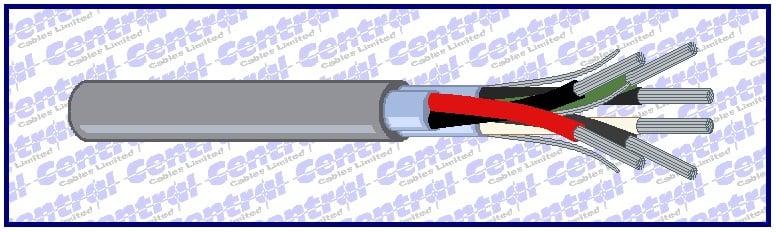 multi-pair 20-18awg individual foil screened Belden alternative