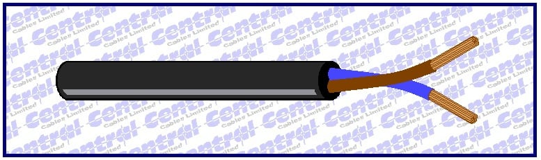H05RR-F or H05RN-F multicore rubber flex