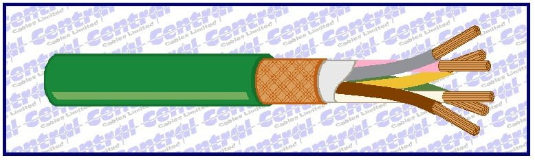 Interbus 3 pair cable image