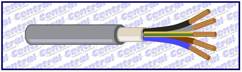 NYM installation cable image