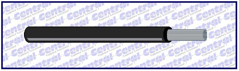 SIFF superflex single core silicone cable image