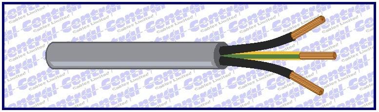 YY NR-OZ grey cable image