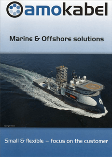 amokabel marine and offshore solutions